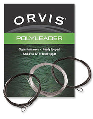 Orvis PolyLeaders - Trout and Salmon