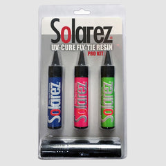 Solarez UV-Cure Fly Tie Resin Pro Roadie Kit