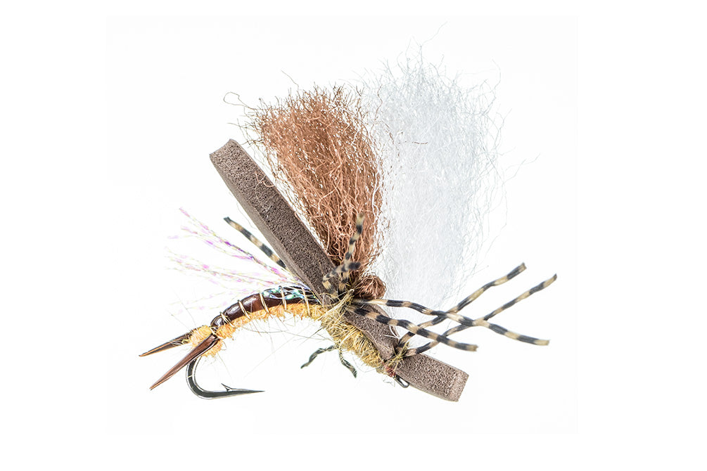 Stoneflies: Saliga's Low-rider (all colors)