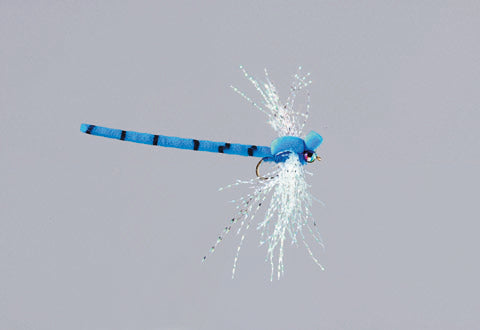 Damsel & Dragonflies: Rainy's Damsel Fly (all colors)