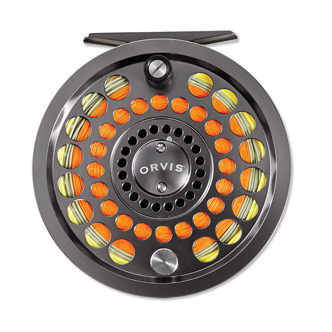 Orvis Battenkill Click 'n' Pawl Fly Reel