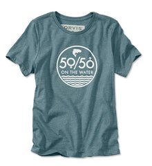 Women's 50/50 Short-Sleeve Tee