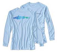 Orvis Tarpon Run Long-Sleeved Tech T-Shirt