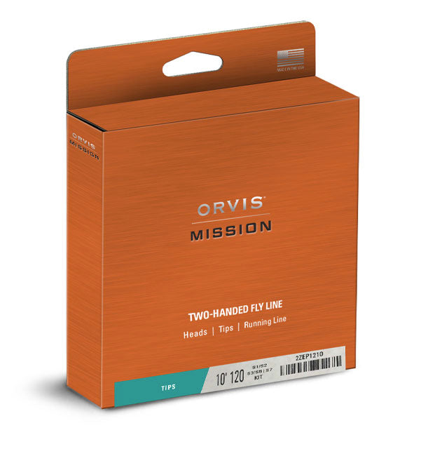 Orvis Mission Two-Handed Fly Line Tips Kit