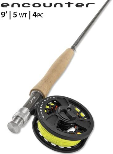Orvis Encounter Outfit Fly Rod/Reel Kit