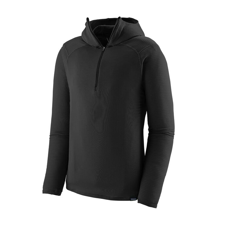 Patagonia Men's Capilene Thermal Weight Zip Neck Hoody