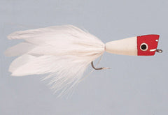 Rainy's Flies - Red 'n White Popper