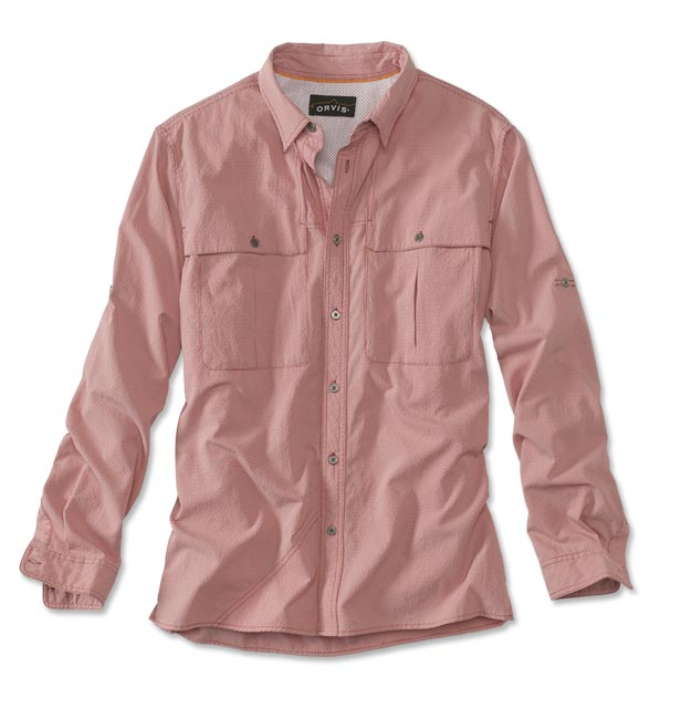 Orvis Men's Long-Sleeved Open Air Caster