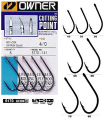 Owner Aki Hooks - Saltwater Special Pocket Pack