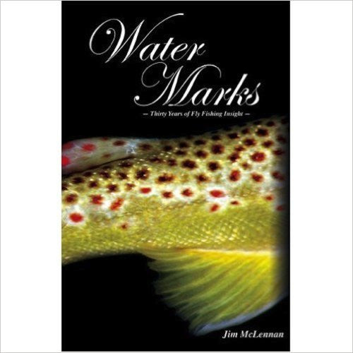 Water Marks: Book By Jim McLennan