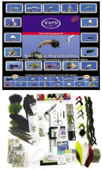 Deluxe Fly Tying Kit from Calgary's Fly Shop