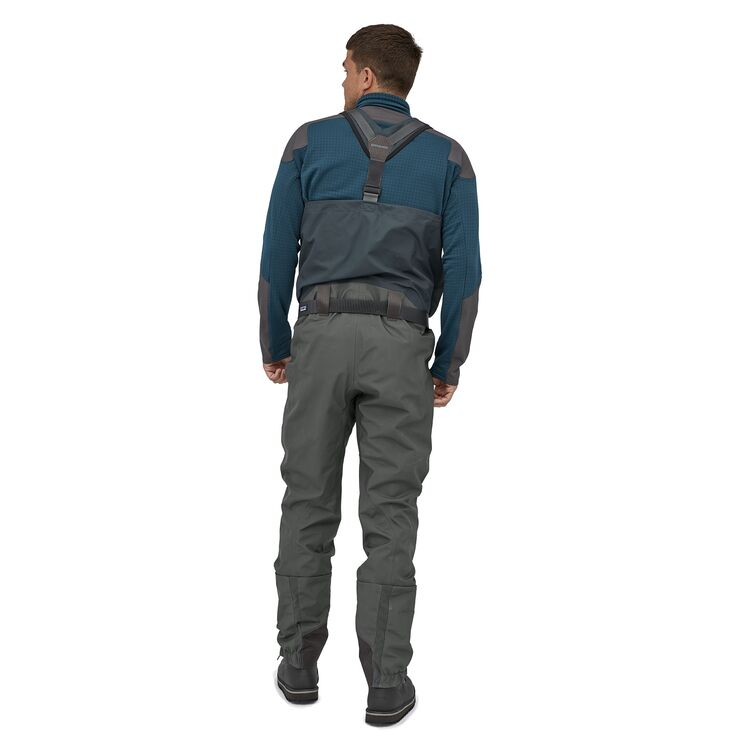 Patagonia Men's Swiftcurrent Expedition Zip Front Waders