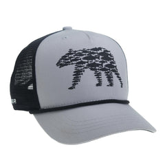 Rep Your Water Black Bear Hat