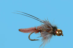 Caddis Nymphs: BH Extended Body Caddis Pupae Nymph (all colors)