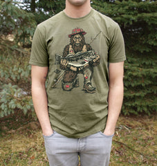 LRS: Men's Bassquatch Tee