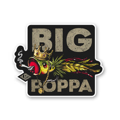 LRS: Sticker - Big Poppa