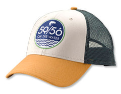 Orvis Hat: Low Pro 50/50 Trucker Hat