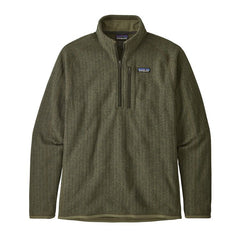 Patagonia Men's Better Sweater Rib Knit 1/4 Zip