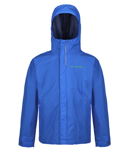 Columbia Youth Fast & Curious™ Rain Jacket