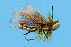 Stoneflies: Half Cocked Golden Stone