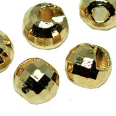 Beads: Diamond Faceted Tungsten Beads
