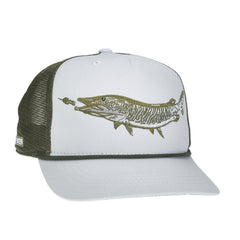 Rep Your Water Hat: Artist Reserve Musky