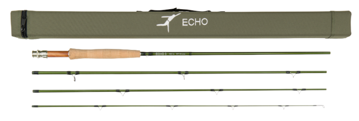 Echo 3 Fly Fishing Rods