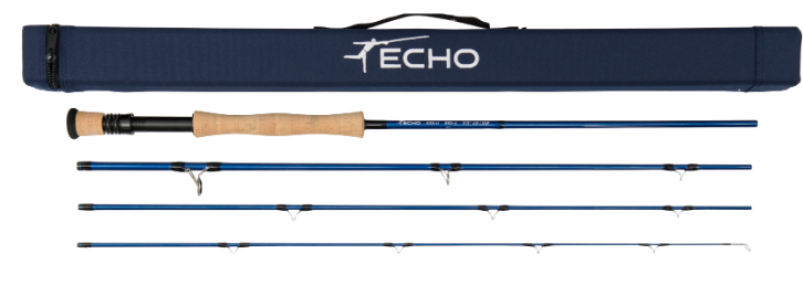Echo 3 Fly Rods