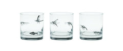 Rep Your Water: Mayfly Lifecycle Old Fashioned Glass