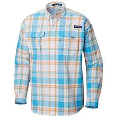 Columbia Men's PFG Super Bahama™ Long Sleeve Shirt