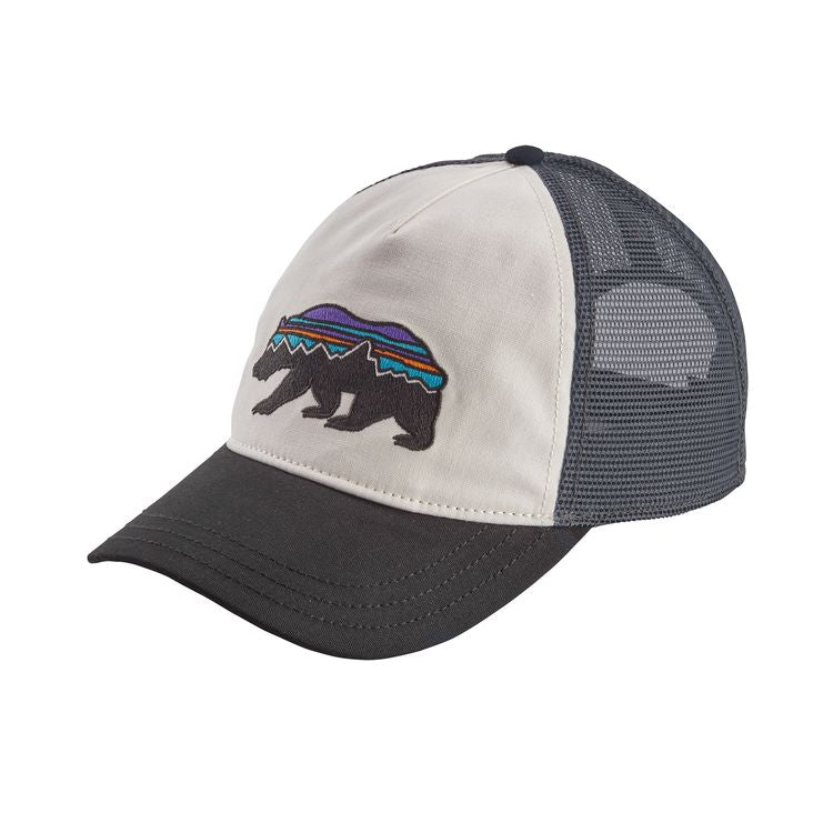 Patagonia Hat: Women's Fitz Roy Bear Layback Trucker