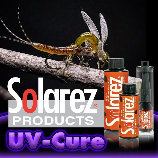 Solarez UV-Cure Fly Tie MEDIUM Viscosity Formula