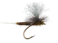 Mayfly Patterns: Trina's X Body Parachute - BWO