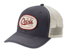 Orvis Streamside Label Trucker
