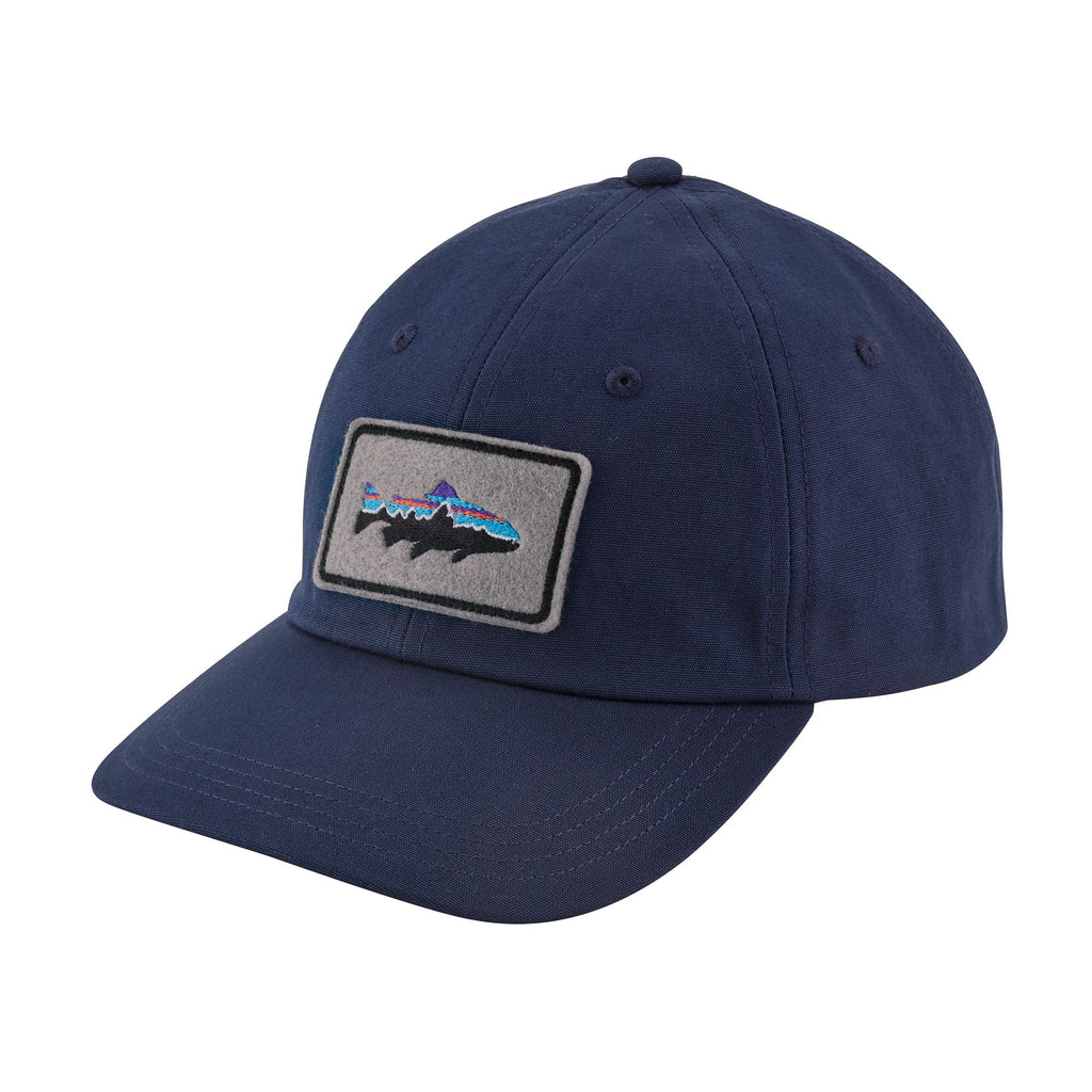 Patagonia Hat - Fitz Roy Trout Patch Trad Cap