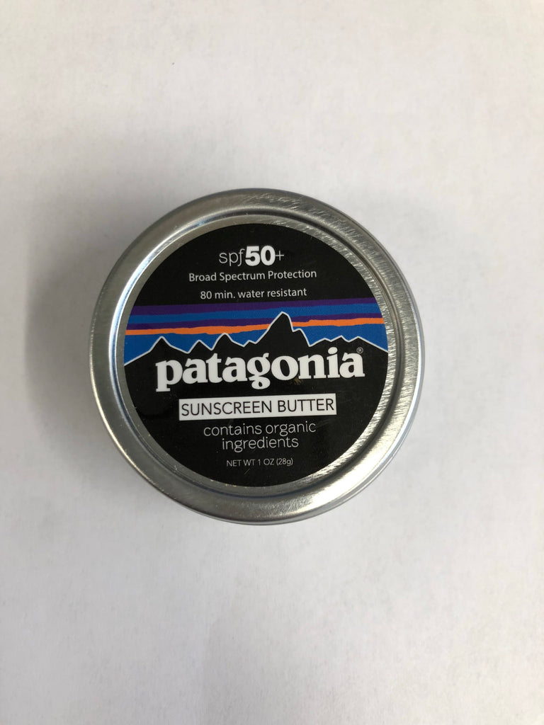 Patagonia Sunscreen Butter
