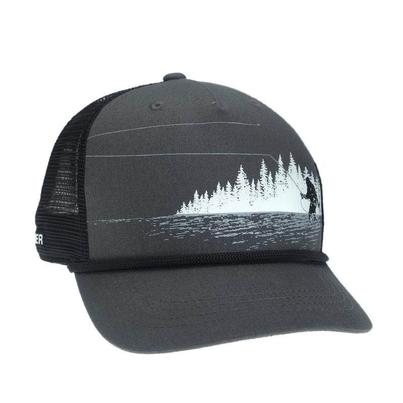 Rep Your Water Hat: Tight Loops Squatch