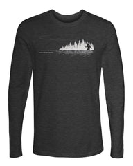 Rep Your Water: Tight Loops Squatch  Long Sleeve Shirt