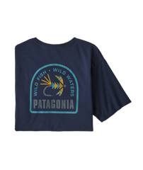 Patagonia Men's Soft Hackle Organic T-Shirt