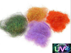 Dubbing: Spirit River UV2 Diamond Brite Dub