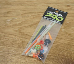 Pro Sportfisher Tube Sample Kit