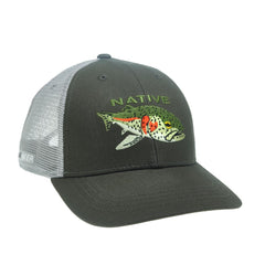 Rep Your Water Hat: Native Rainbow