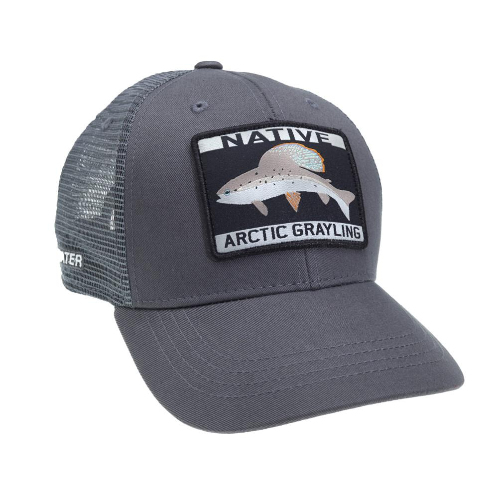 Rep Your Water Hat:  Arctic Grayling