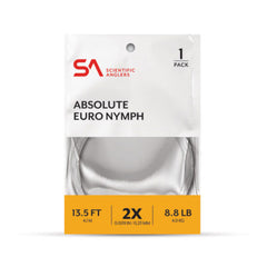 Scientific Anglers - Absolute Euro Nymph 1PK Leader