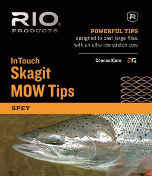 Rio InTouch Skagit MOW Tip Kit - 6 Tips