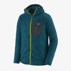 Patagonia: Men's R1 Air Full Zip Hoody