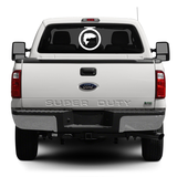 FishOn Energy Sticker: Truck Decal