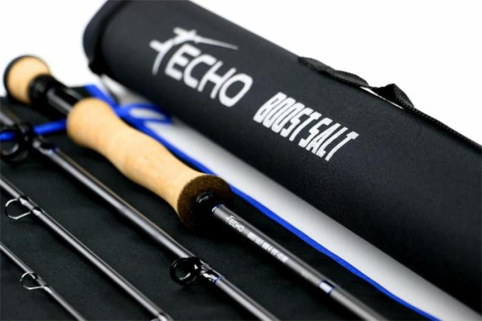 Echo BOOST (Saltwater) Fly Rod
