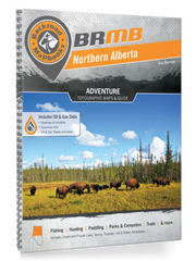 Backroads Mapbooks - Northern Alberta