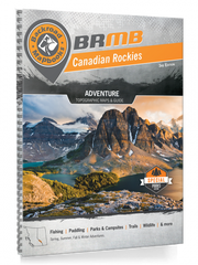 Backroad Mapbooks: Canadian Rockies